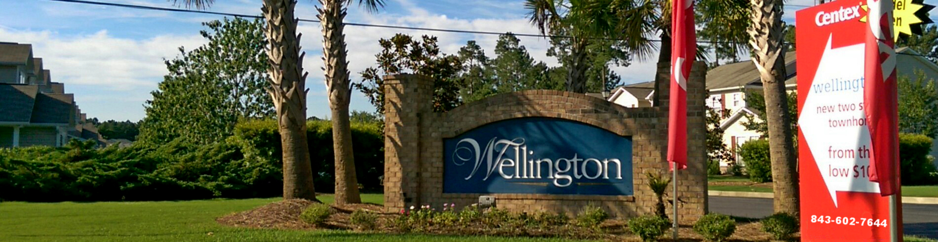 Townhomes For Sale in Wellington, Myrtle Beach SC