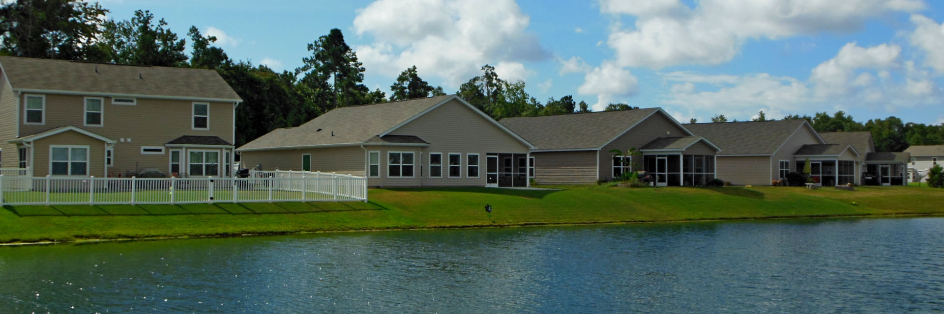 Homes On The Lake in Turtle Cove Myrtle Beach SC