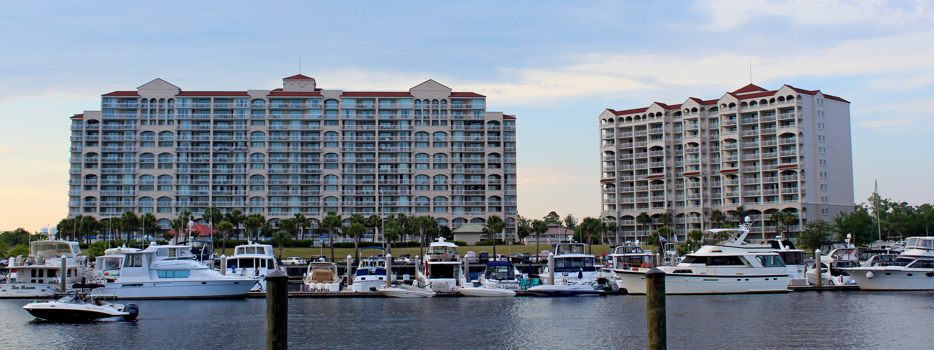 Luxury Condos at Barefoot Resort Marina North Myrtle Beach SC