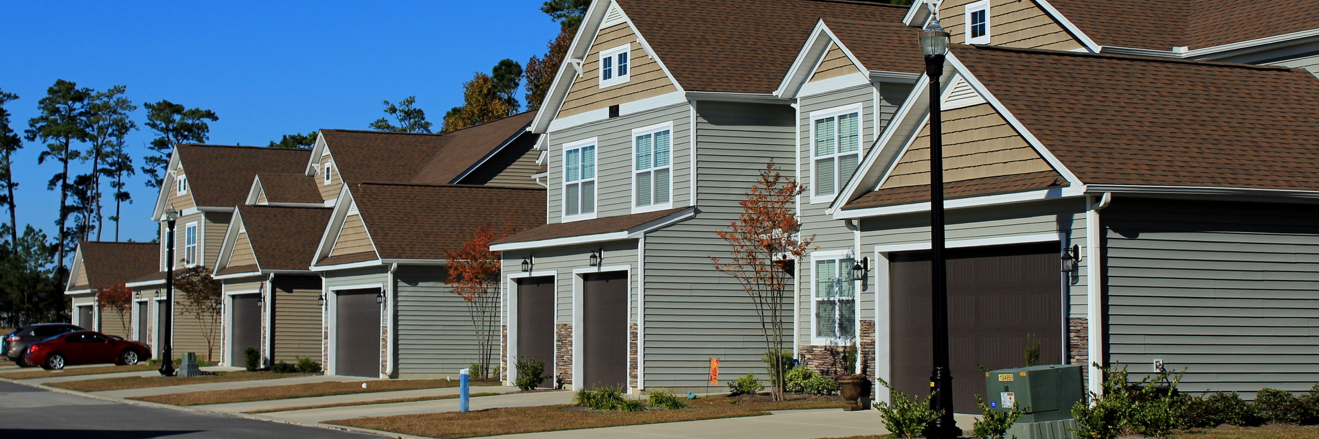 Townhouses with Garage For Sale in Berwick Near Surfside Beach SC