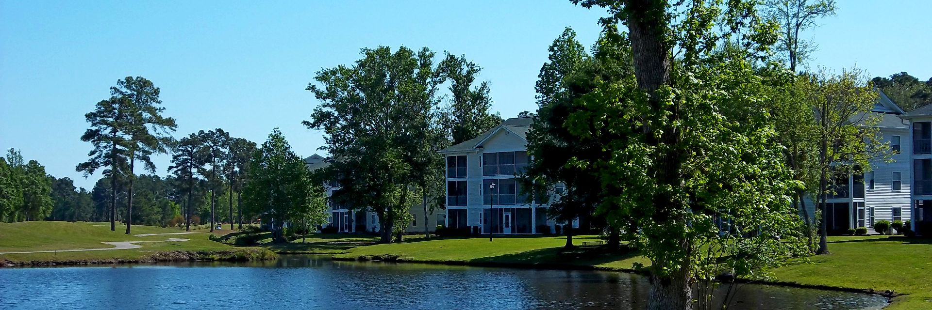 River Oaks Condos Overlooking River Oaks Golf Course Myrtle Beach SC