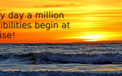 Beach Scenes with Quotes & Words of Wisdom