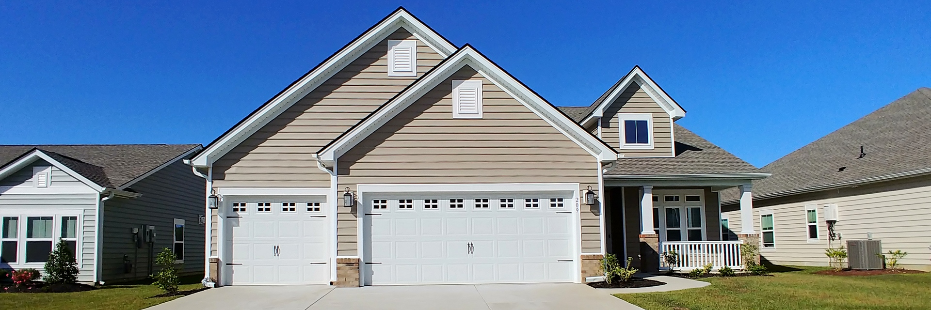 Homes With 3 or More Car Garages For Sale Near Myrtle Beach SC