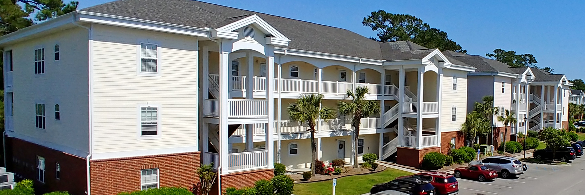 Cypress Gardens Condos in Little River SC