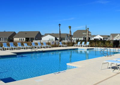 Swimming Ppool in Forestbrook Estates Myrtle Beach SC