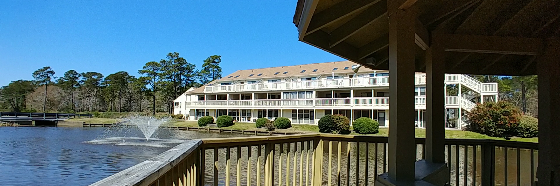 Lake View Condos Fairwood Lakes in Island Green Myrtle Beach SC